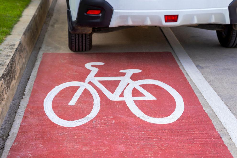 Separated Bikeway