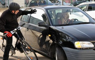 Cyclists vs. Motorists How to Avoid Accidents