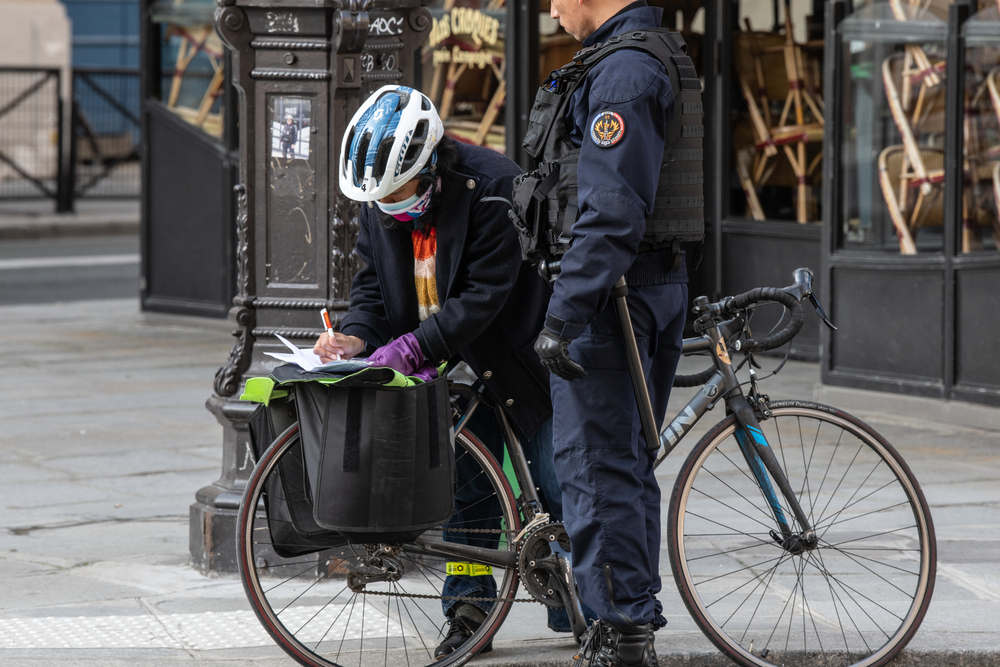What to Do if the Police Report is Against You, the Cyclist